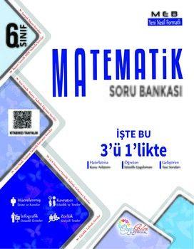 Özgün Bilim Yayınları 6. Matematik Soru Bankası