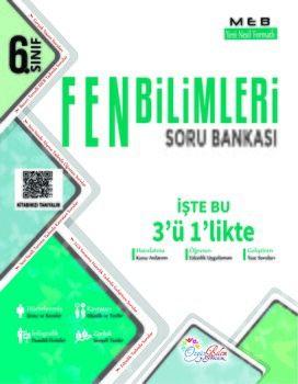 Özgün Bilim Yayınları 6. Fen Bilimleri Soru Bankası