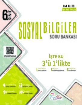 Özgün Bilim Yayınları 6. Sosyal Bilgiler Soru Bankası