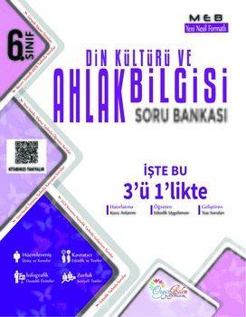 Özgün Bilim Yayınları 6. Din Kültürü ve Ahlak Bilgisi Soru Bankası