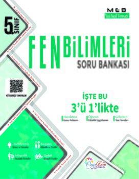 Özgün Bilim Yayınları 5. Fen Bilimleri Soru Bankası