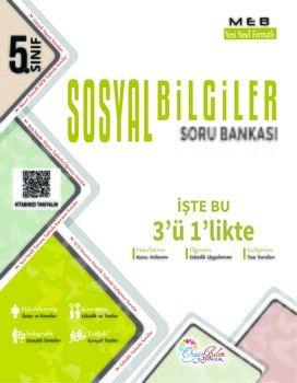 Özgün Bilim Yayınları 5. Sosyal Bilgiler Soru Bankası