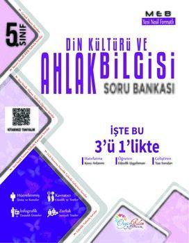 Özgün Bilim Yayınları 5. Din Kültürü ve Ahlak Bilgisi Soru Bankası