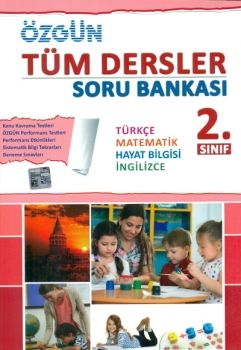 Özgün Yayınları 2. Sınıf Tüm Dersler Soru Bankası