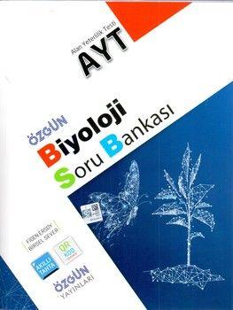 Özgün Yayınları AYT Biyoloji Soru Bankası