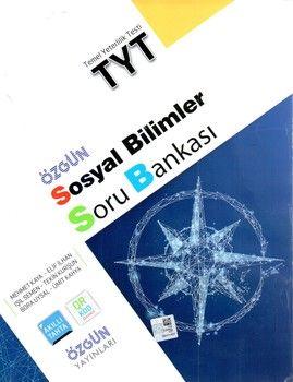 Özgün Yayınları TYT Sosyal Bilimler Soru Bankası