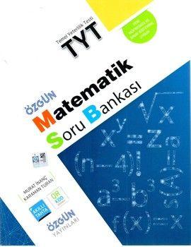 Özgün Yayınları TYT Matematik Soru Bankası