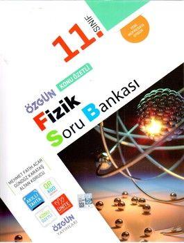 Özgün Yayınları 11.Sınıf Fizik Konu Özetli Soru Bankası