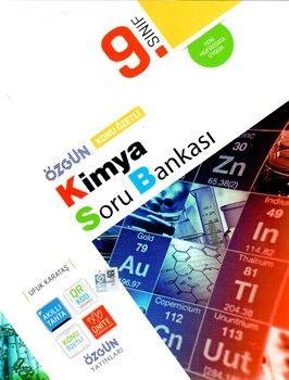 Özgün Yayınları 9.Sınıf Kimya Konu Özetli Soru Bankası