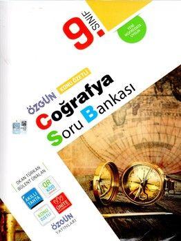 Özgün Yayınları 9.Sınıf Coğrafya Konu Özetli Soru Bankası