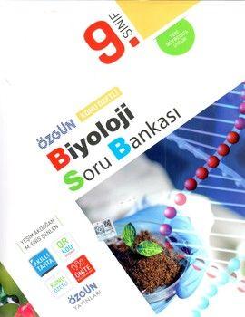 Özgün Yayınları 9.Sınıf Biyoloji Konu Özetli Soru Bankası