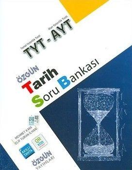 Özgün Yayınları TYT AYT Tarih Soru Bankası