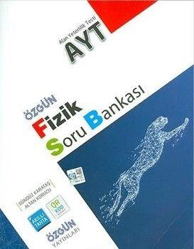 Özgün Yayınları AYT Fizik Soru Bankası