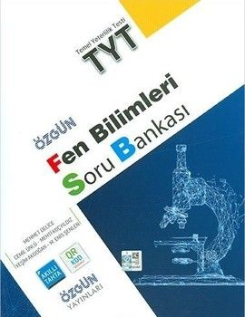 Özgün Yayınları TYT Fen Bilimleri Soru Bankası
