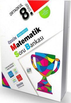 Özgün Yayınları 8. Sınıf Matematik Özgün Konu Özetli Soru Bankası