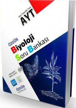 Özgün Yayınları AYT Biyoloji Özgün Soru Bankası