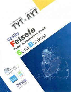 Özgün Yayınları TYT AYT Felsefe Konu Özetli Soru Bankası