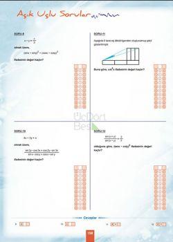 ÜçDörtBeş Yayınları LYS Matematik Açık Uçlu Sorularla Soru Bankası
