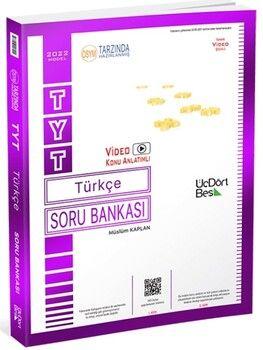 ÜçDörtBeş YayınlarıTYT Türkçe Soru Bankası