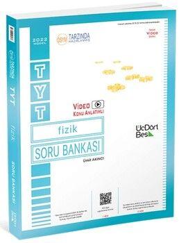 ÜçDörtBeş YayınlarıTYT Fizik Soru Bankası