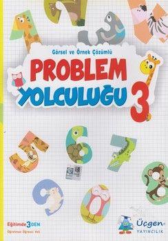 Üçgen Yayıncılık 3. Sınıf Problem Yolculuğu