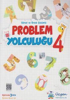 Üçgen Yayıncılık 4. Sınıf Problem Yolculuğu