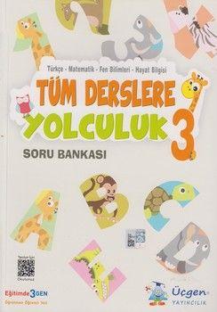 Üçgen Yayıncılık 3. Sınıf Tüm Derslere Yolculuk Soru Bankası