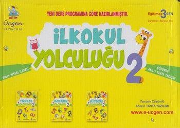 Üçgen Yayıncılık 2. Sınıf İlkokul Yolculuğu