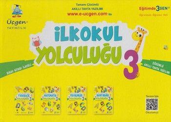 Üçgen Yayıncılık 3. Sınıf İlkokul Yolculuğu