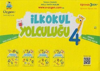 Üçgen Yayıncılık 4. Sınıf İlkokul Yolculuğu