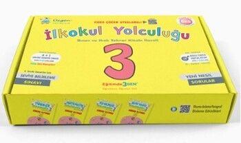 Üçgen Yayınları3. Sınıf İlkokul Yolculuğu Seti