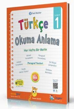 Üçgen Yayınları 1. Sınıf Türkçe Okuma Anlama