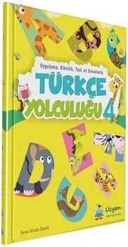 Üçgen Yayınları 4. Sınıf Türkçe Yolculuğu