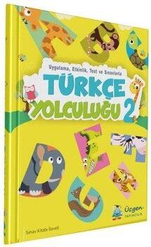 Üçgen Yayınları 2. Sınıf Türkçe Yolculuğu