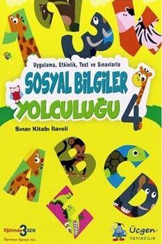 Üçgen Yayınları 4. Sınıf Sosyal Bilgiler Yolculuğu