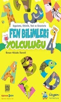 Üçgen Yayınları 4. Sınıf Fen Bilimleri Yolculuğu