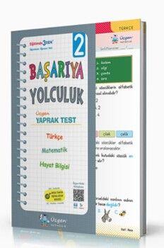 Üçgen Yayınları 2. Sınıf Başarıya Yolculuk Yaprak Test