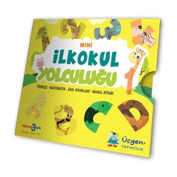 Üçgen Yayınları 1. Sınıf Mini Okul Yolculuğu