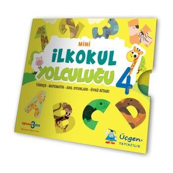 Üçgen Yayınları 4. Sınıf Mini Okul Yolculuğu