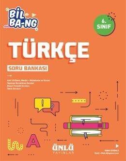 Ünlü Yayıncılık 6. Sınıf Türkçe Bil Bang Soru Bankası