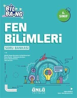 Ünlü Yayıncılık 6. Sınıf Fen Bilimleri Bil Bang Soru Bankası