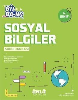 Ünlü Yayıncılık 6. Sınıf Sosyal Bilgiler Bil Bang Soru Bankası