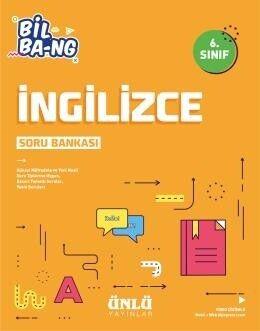 Ünlü Yayıncılık 6. Sınıf İngilizce Bil Bang Soru Bankası