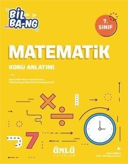 Ünlü Yayıncılık 7. Sınıf Matematik Bil Bang Konu Anlatımı