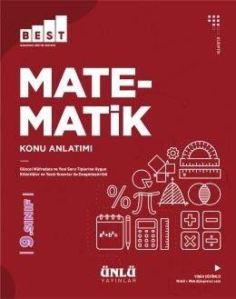 Ünlü Yayıncılık 9. Sınıf Matematik BEST Konu Anlatımlı