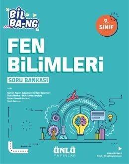 Ünlü Yayıncılık 7. Sınıf Fen Bilimleri Bil Bang Soru Bankası