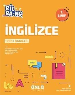 Ünlü Yayıncılık 7. Sınıf İngilizce Bil Bang Soru Bankası