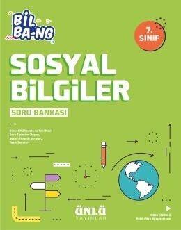 Ünlü Yayıncılık 7. Sınıf Sosyal Bilgiler Bil Bang Soru Bankası