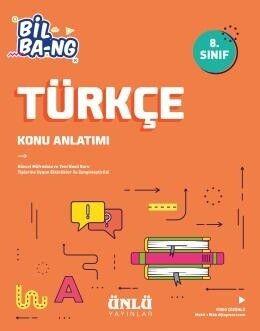 Ünlü Yayıncılık 8. Sınıf LGS Türkçe Bil Bang Konu Anlatım