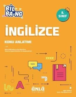 Ünlü Yayıncılık 8. Sınıf LGS İngilizce Bil Bang Konu Anlatım